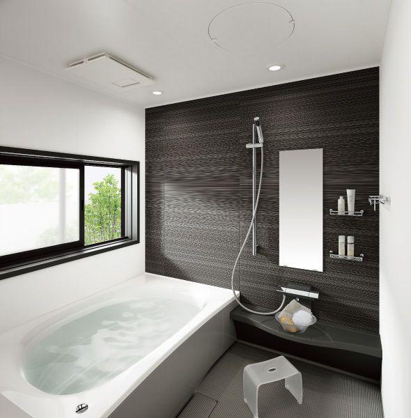 パナソニックのユニットバスの特徴をご紹介 こだわり抜いたくつろぎの浴室 ユニットバス バスルーム おしゃれ 浴室リフォーム