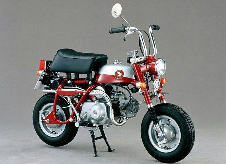 Hopkins Honda Service >> Clone Honda Z50 Minibike | Honda Minitrail | Pinterest ...