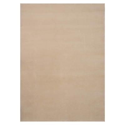 Natco Plush Natural 8 Ft X 12 Ft Bound Carpet Remnant Spn812 The Home Depot Carpet Remnants Area Rugs Area Rug Sizes
