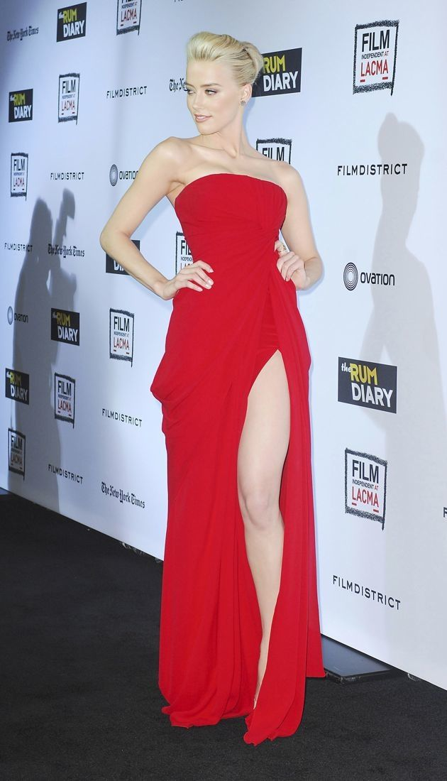 amber heard red - Google Search