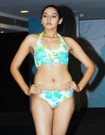 Desi Girl Bikini Photos