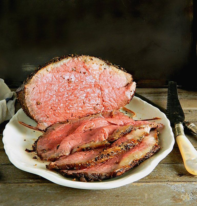 Poor Man S Mock Prime Rib Recipe Prime Rib Recipe Rib Recipes Roast Beef Recipes