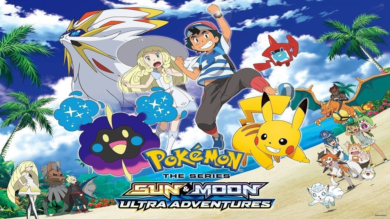 Pokemon The Series: Sun & Moon – Ultra Legends theme song
