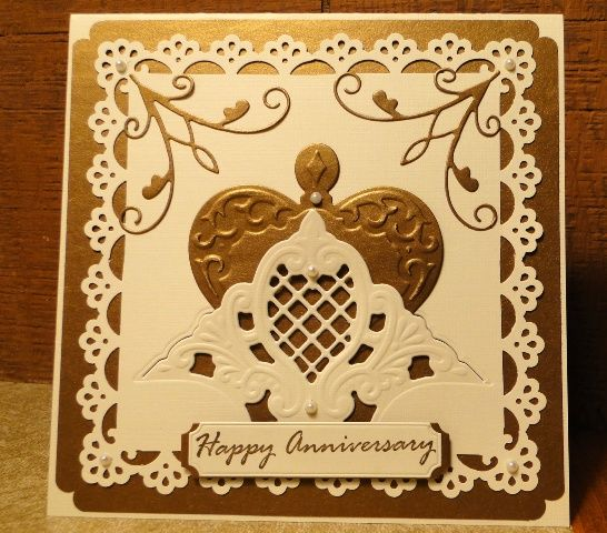 Heartfelt Anniversary for WT362 by jasonw1 - Cards and Paper Crafts at Splitcoaststampers