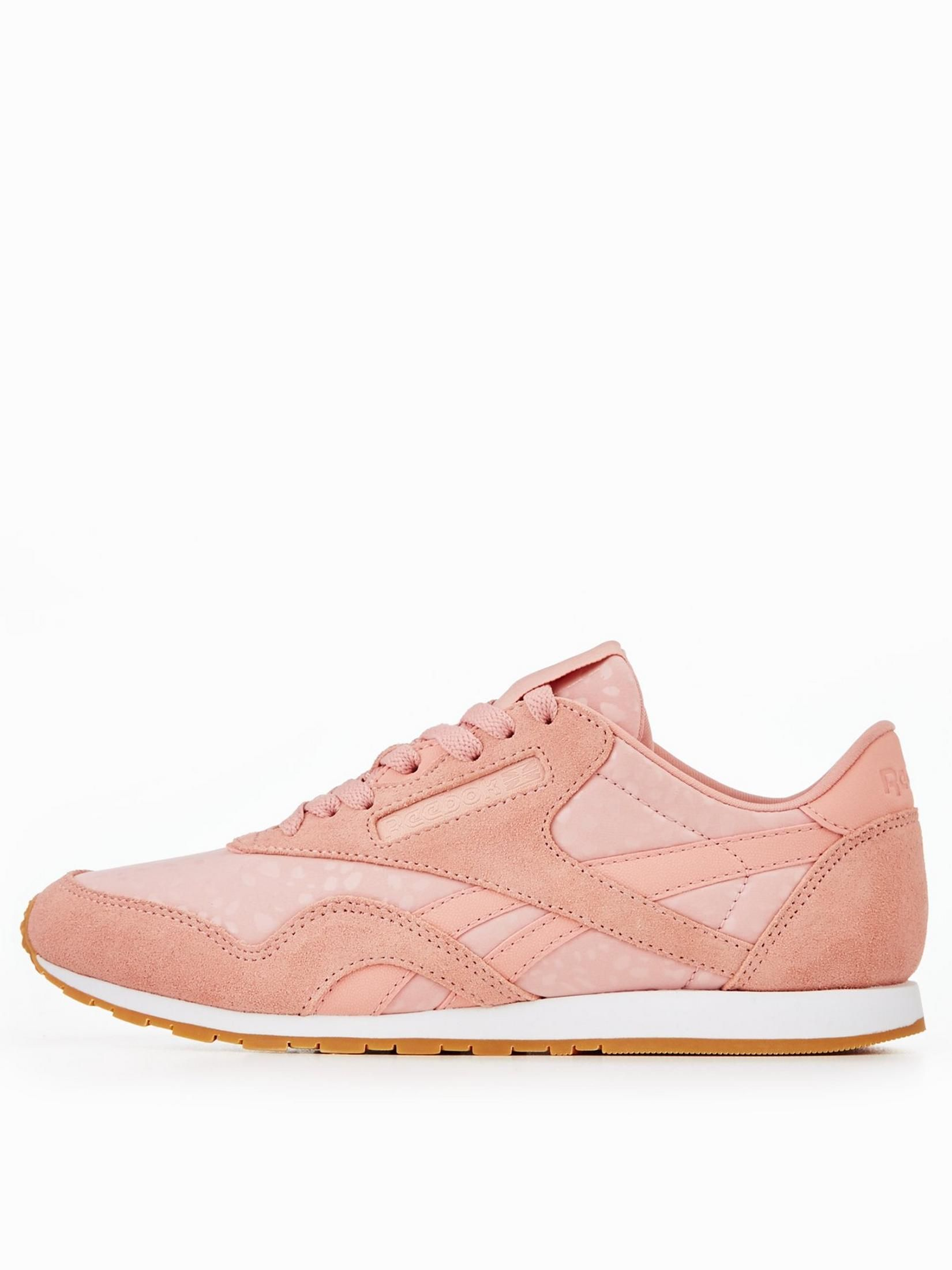 a9cf33c8a725c Reebok Classic Nylon Slim Text Lux Elevate your athleisure looks with the Classic  Nylon Slim Text
