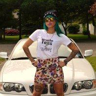 MyTee B.A.D. Clothing- B..A.D. Girl Style