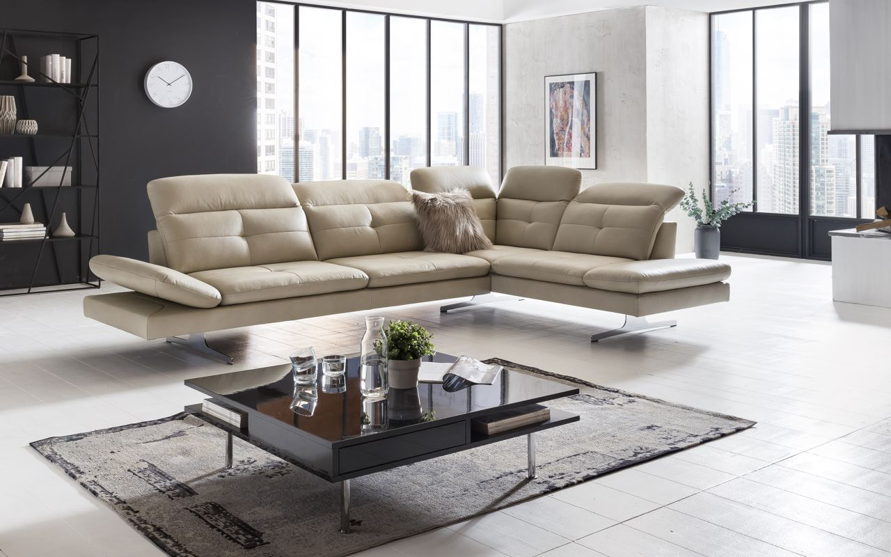 Corner Sofa Dana Comfortable Furniture With Platform Legs In The Industrial Style The Newest Trend In Interi Furniture Interior Design Comfortable Furniture