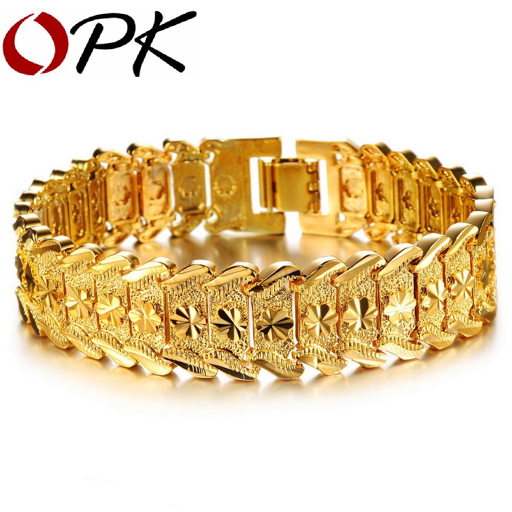 Find more chain u link bracelets information about opk jewelry