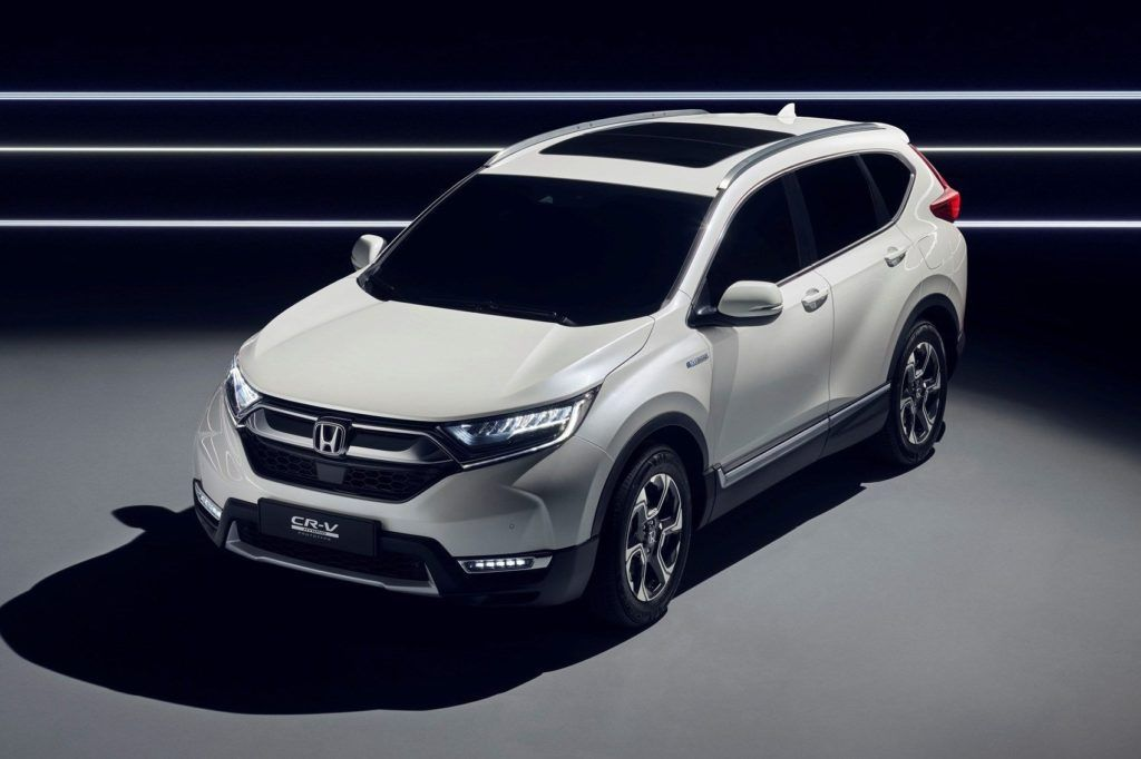 New 2020 Honda CRV Spy Shoot Cars Review 2019 Latest