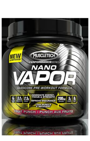 Suplemento Nano Vapor