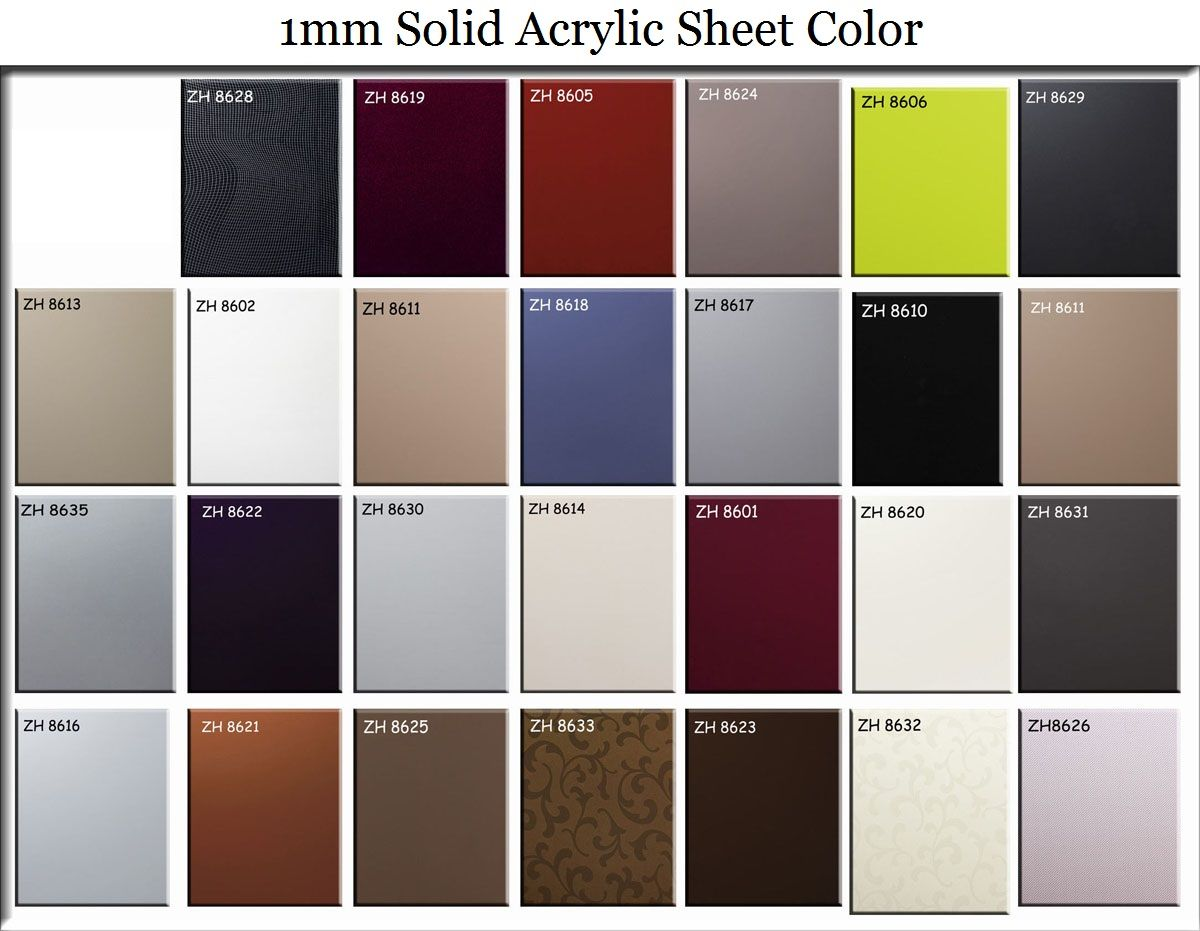 Moisture Proof 1mm Acrylic Sheet Available With Highly Glossy Finish High Gloss Kitchen Cabinets Gloss Kitchen
