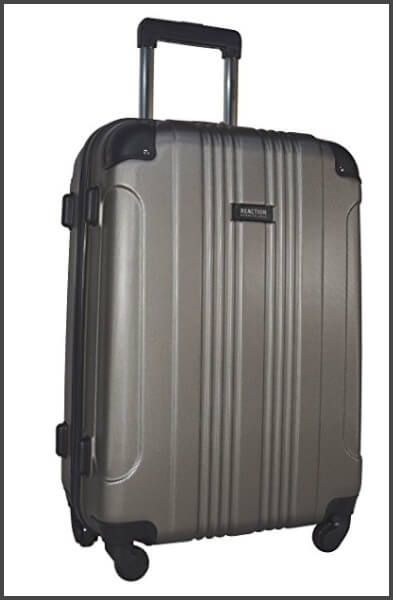 Kenneth Cole Reaction Out of Bounds 4 wheel Upright Suitcase - one of the best  carry-on suitcases 409d16943def1