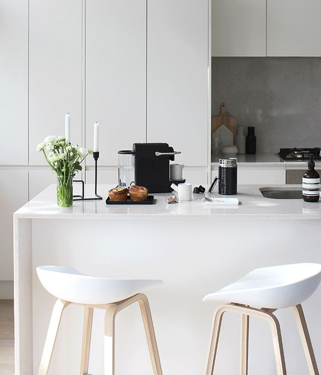 Nespresso Keittio Kitchen Stools Bar Interior Design