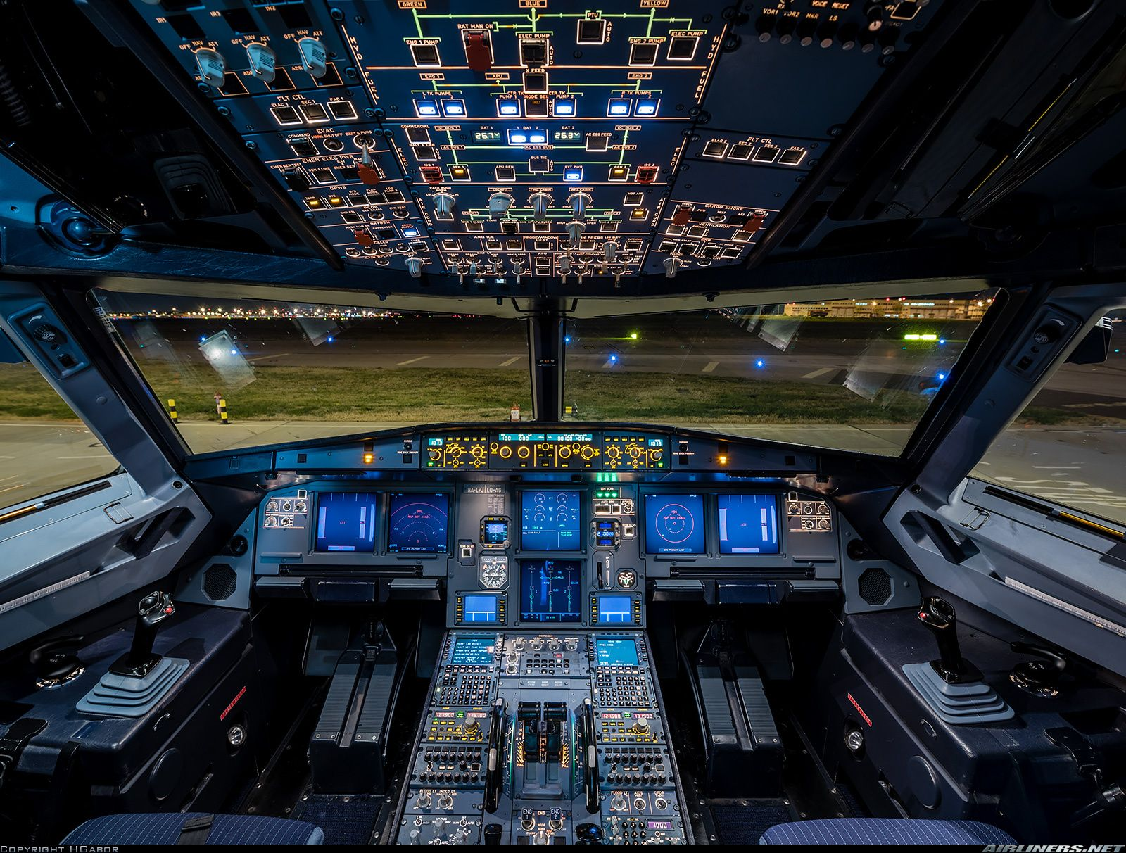 Wizz Air Airbus A320-233 HA-LPJ (cn 3127) | ZT technik ...