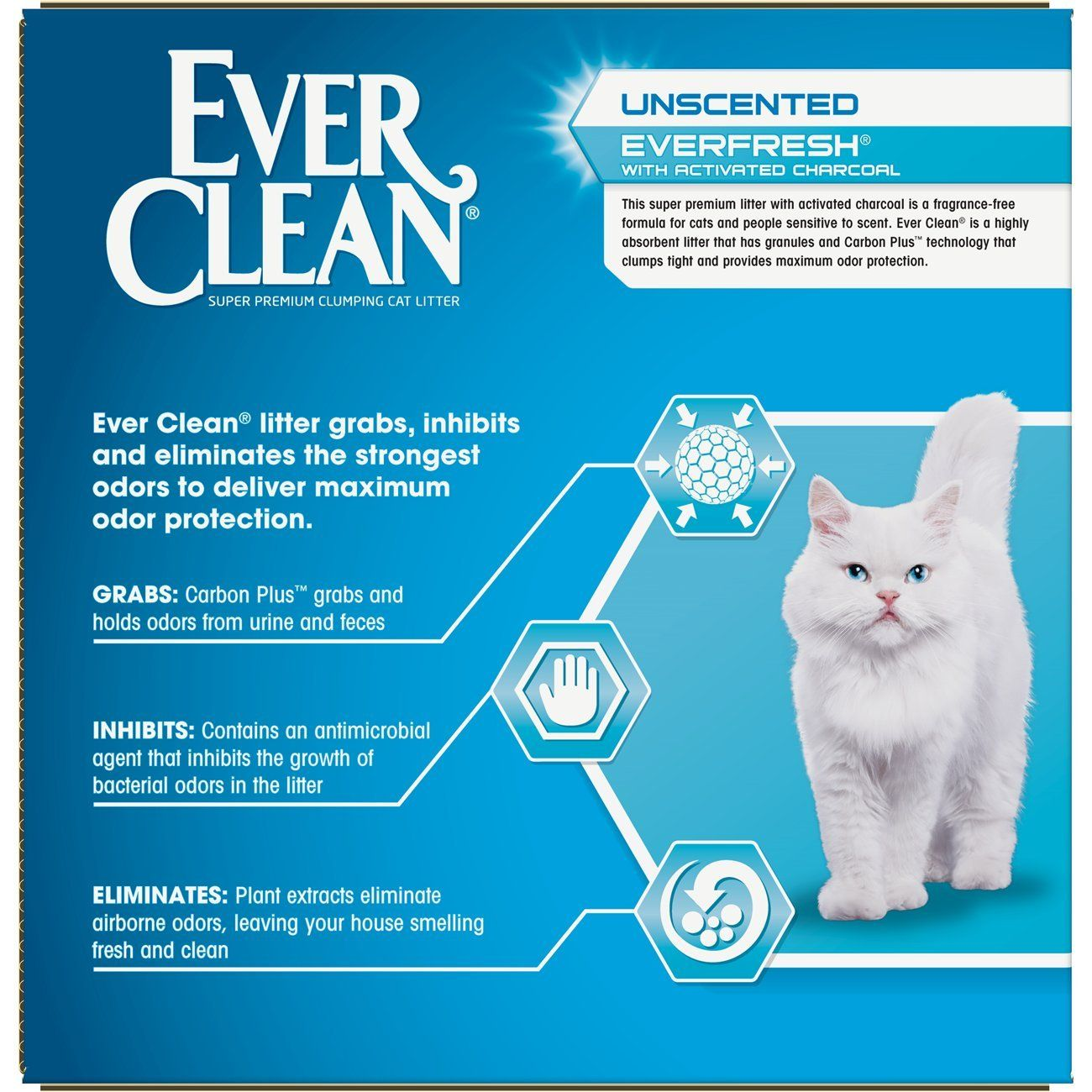 Ever Clean Ever Fresh Litter with Activated Charcoal
