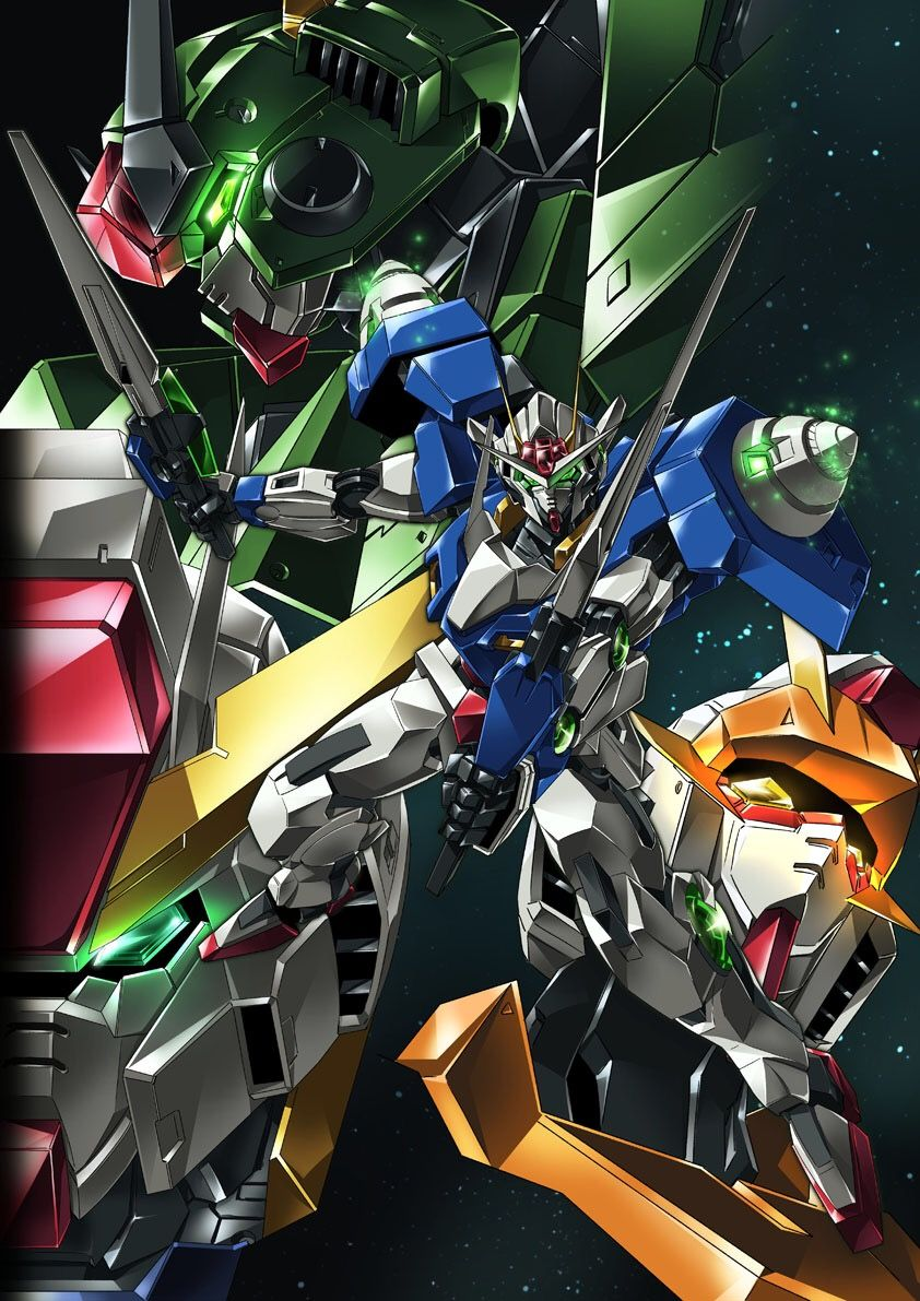 Pin by 辜佳伟 on Gundam m Gundam wallpapers, Gundam exia