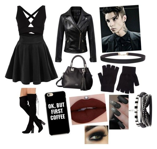 """""""BVB..,😎😎"""" by chanchalbijarnia on Polyvore featuring Proenza Schouler, Chicnova Fashion, Vince Camuto, Humble Chic and Accessorize"""