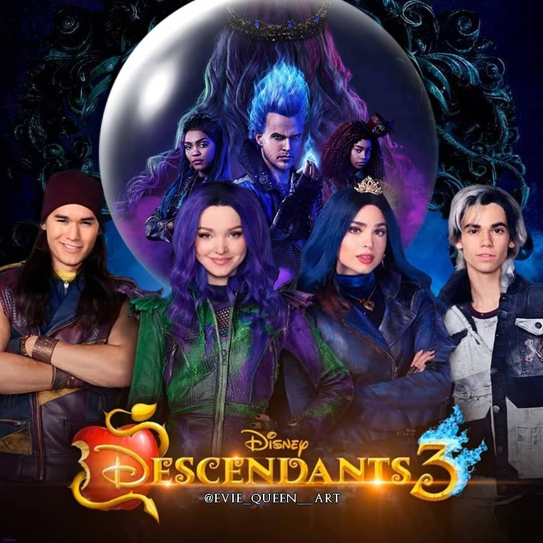 Hey Have You Seen The Good To Be Bad Video Yet In My Opinion It Is Pretty Good I Came U Disney Decendants Disney Channel Descendants Descendants Pictures