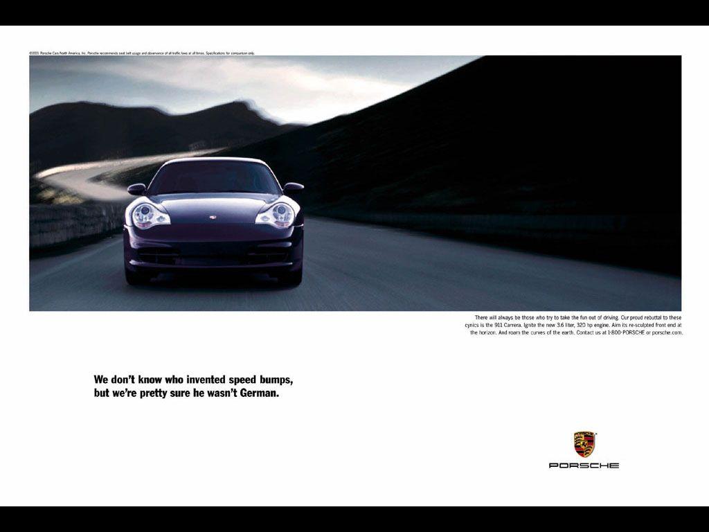 Ad Teachings Vintage Porsche Porsche Boxster Porsche 911
