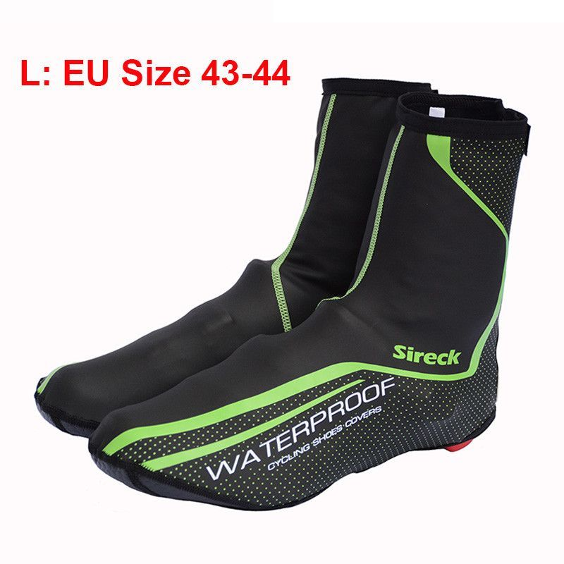 Cycling Shoe Cover Warm Waterproof MTB Road Bike Boot Overshoes Sport Bicycle