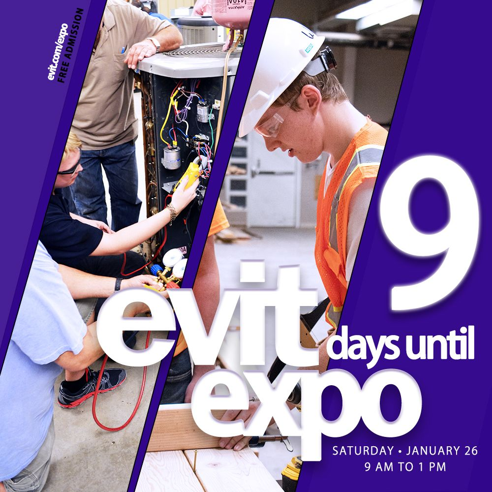 Discover how you can take careertraining at EVIT in Mesa