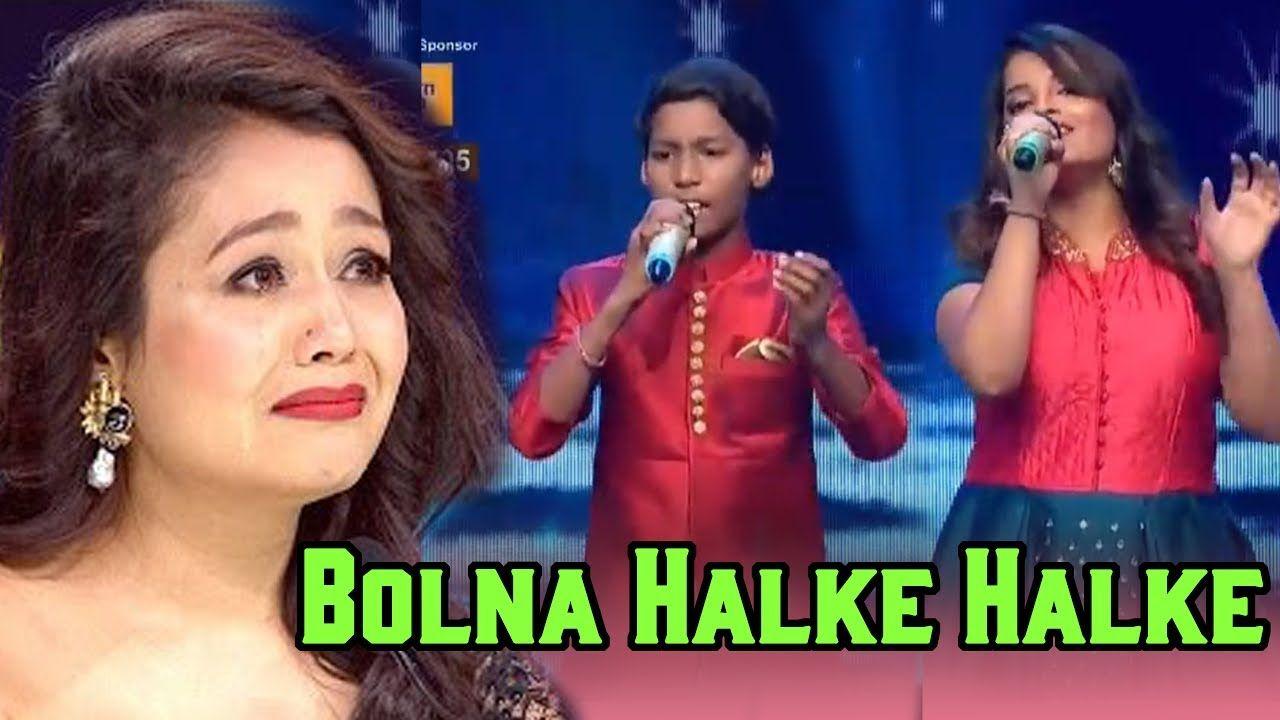 Bol Na Halke Halke Hasrat Ali And Senjuti 100 Performance News