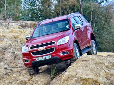 New Chevrolet Trailblazer The All In One Lifestyle Suv