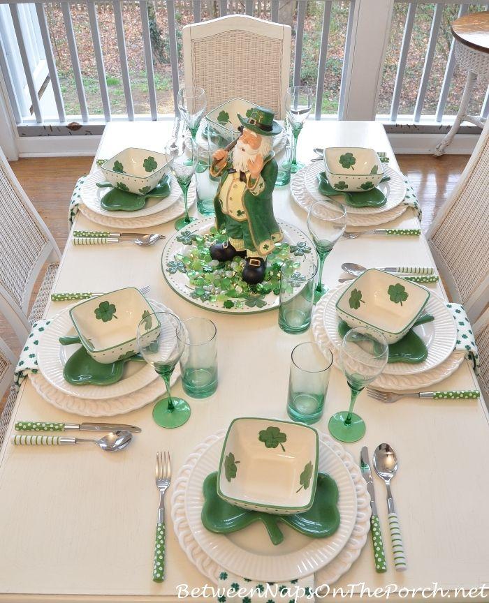 celebrate st patrick s day saints and decoration. Black Bedroom Furniture Sets. Home Design Ideas