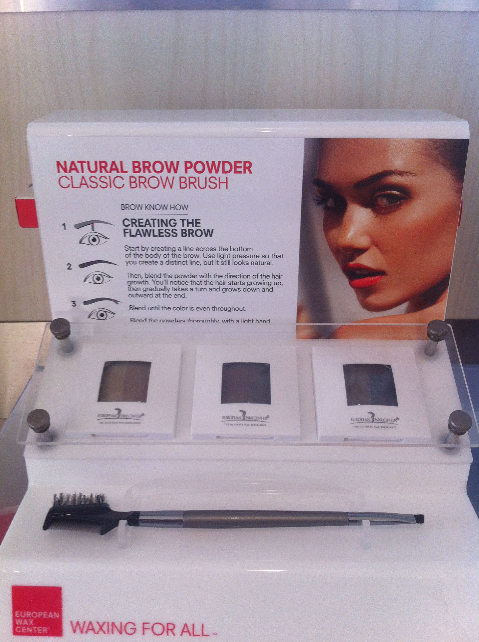 european wax center brow powder come let the brow experts reveal