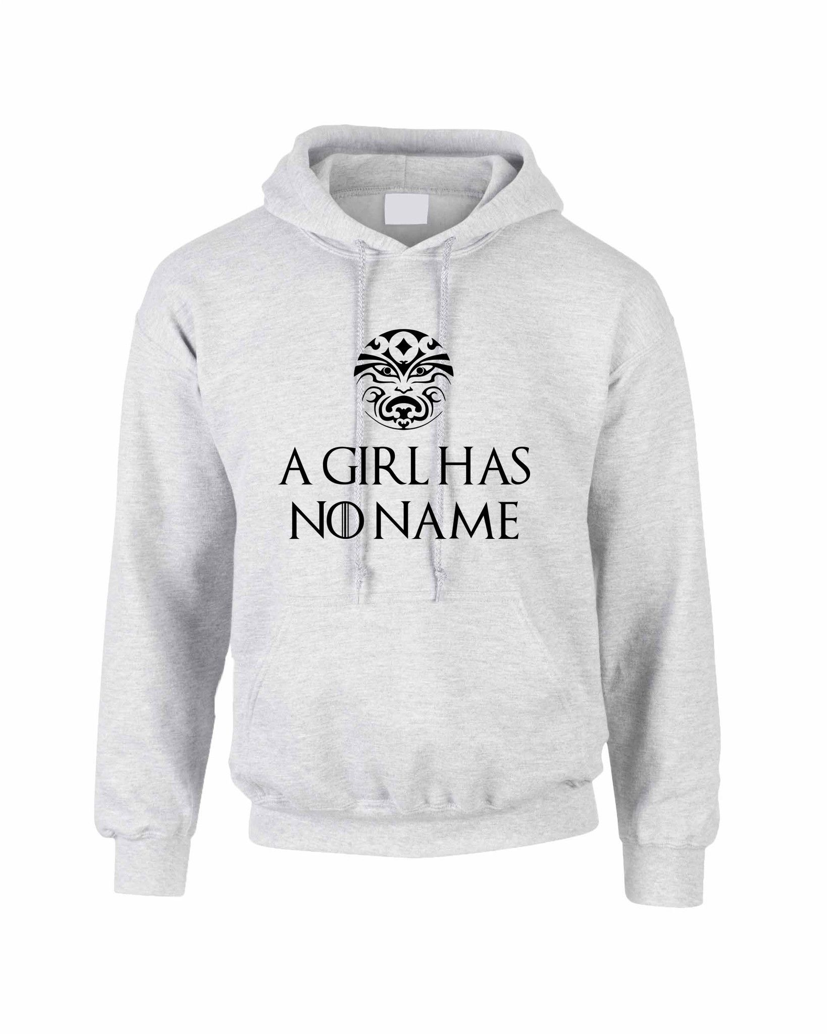 dc39ae26847 A Girl Has No Name women Hoodie game of thrones Many-Faced God temple  faceless men Valar Morghulis fantasy shirt house of black and white