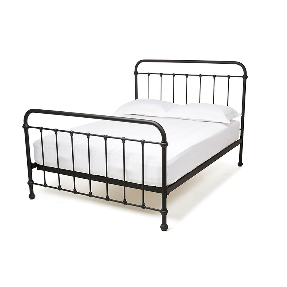 This Traditional Dorm Style Bedstead Is Perfect To Capture The