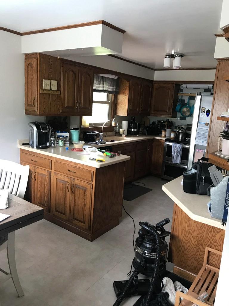 Kitchen Facelift, Kitchen, New Kitchen