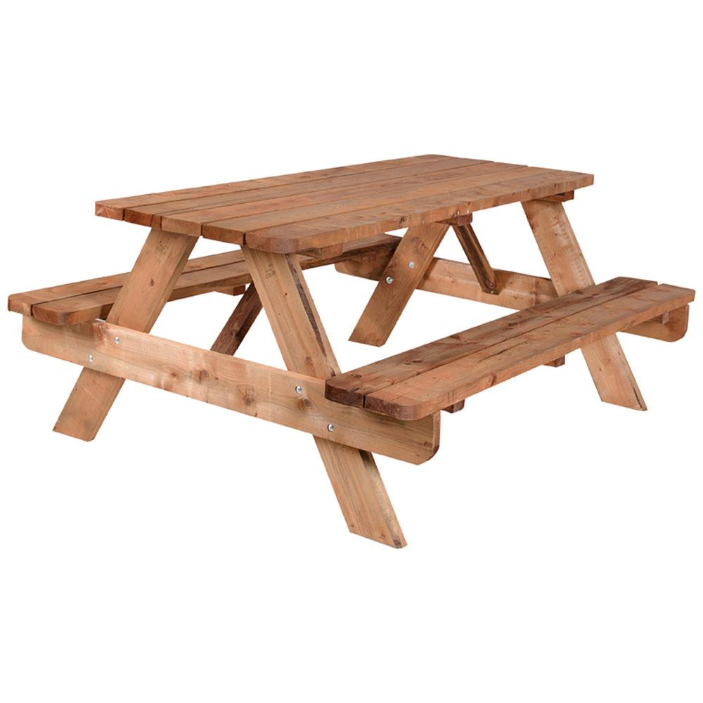 table à piquenique  table picnic table decor