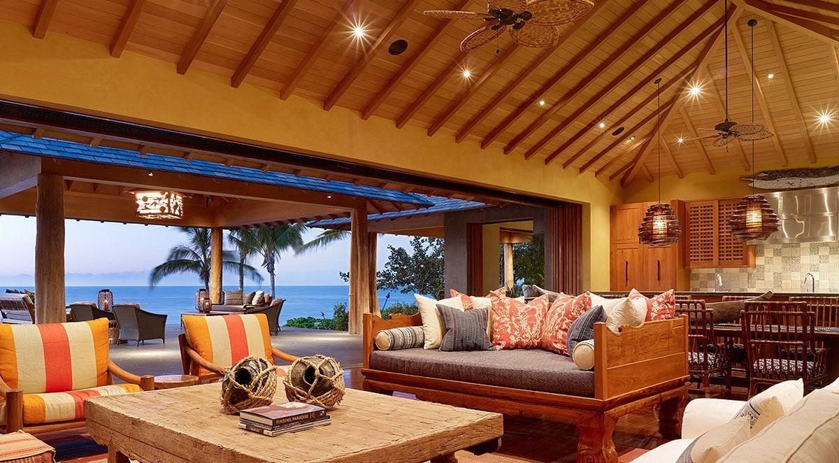 Descend House Residential Interior Design Lanai Design