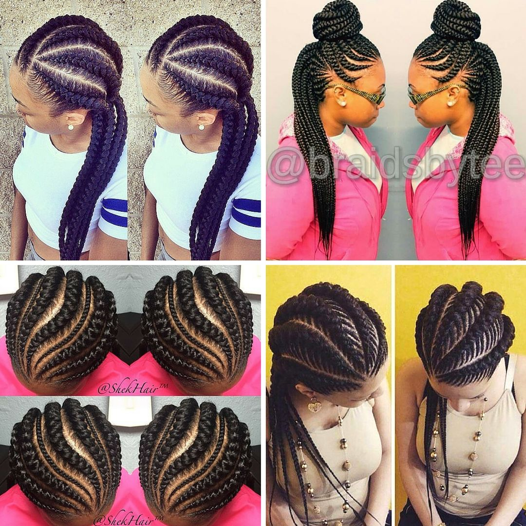 Ghana Braids , Protective Styles for Vacation