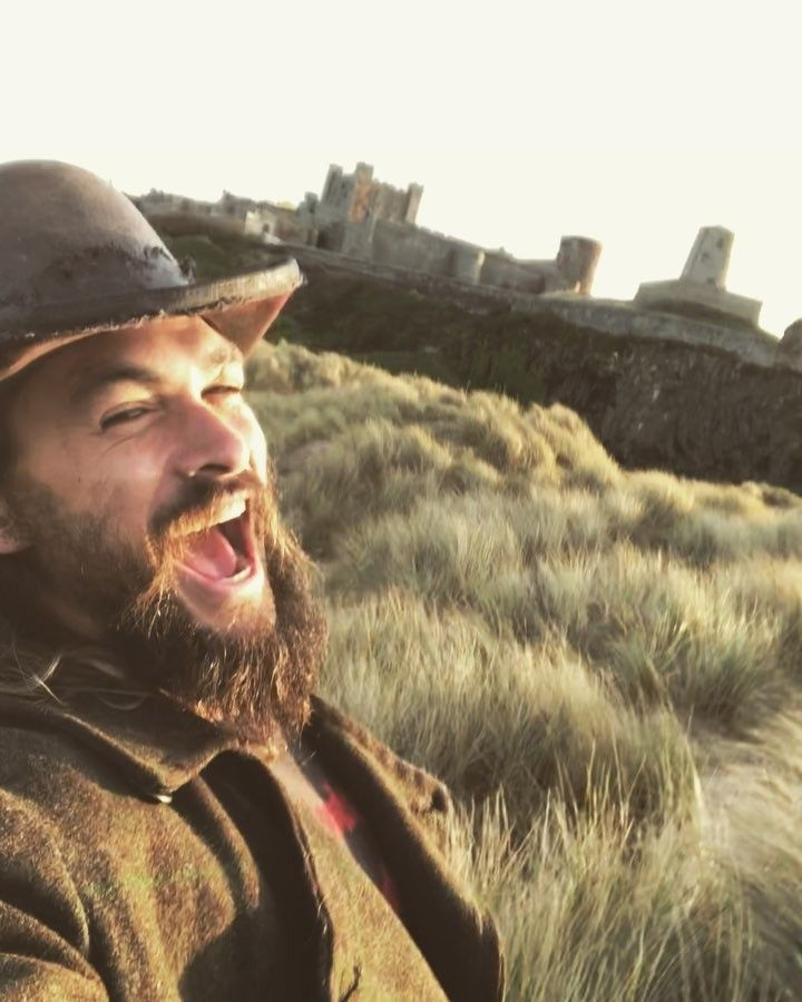 Jason Momoa To Star In Canadian Tv Drama About Fur Trade: Jason Momoa Announces 'Frontier' Season 3 In Instagram