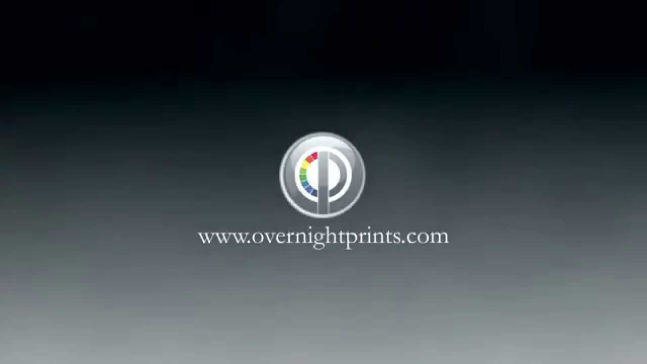 Overnight Prints Sandwich Business Cards | Business Cards ...