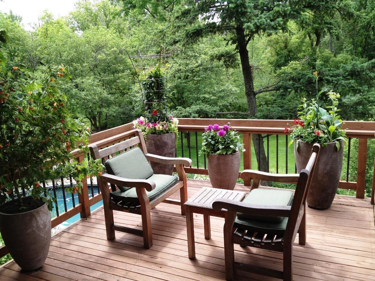 Grandes ideas para pequeñas terrazas | Decoración | RED facilisimo ...