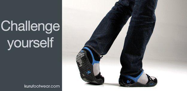 Stay Cool In Your Mens Walking Shoes / KURU NATION KURU Plantar Fasciitis Shoes