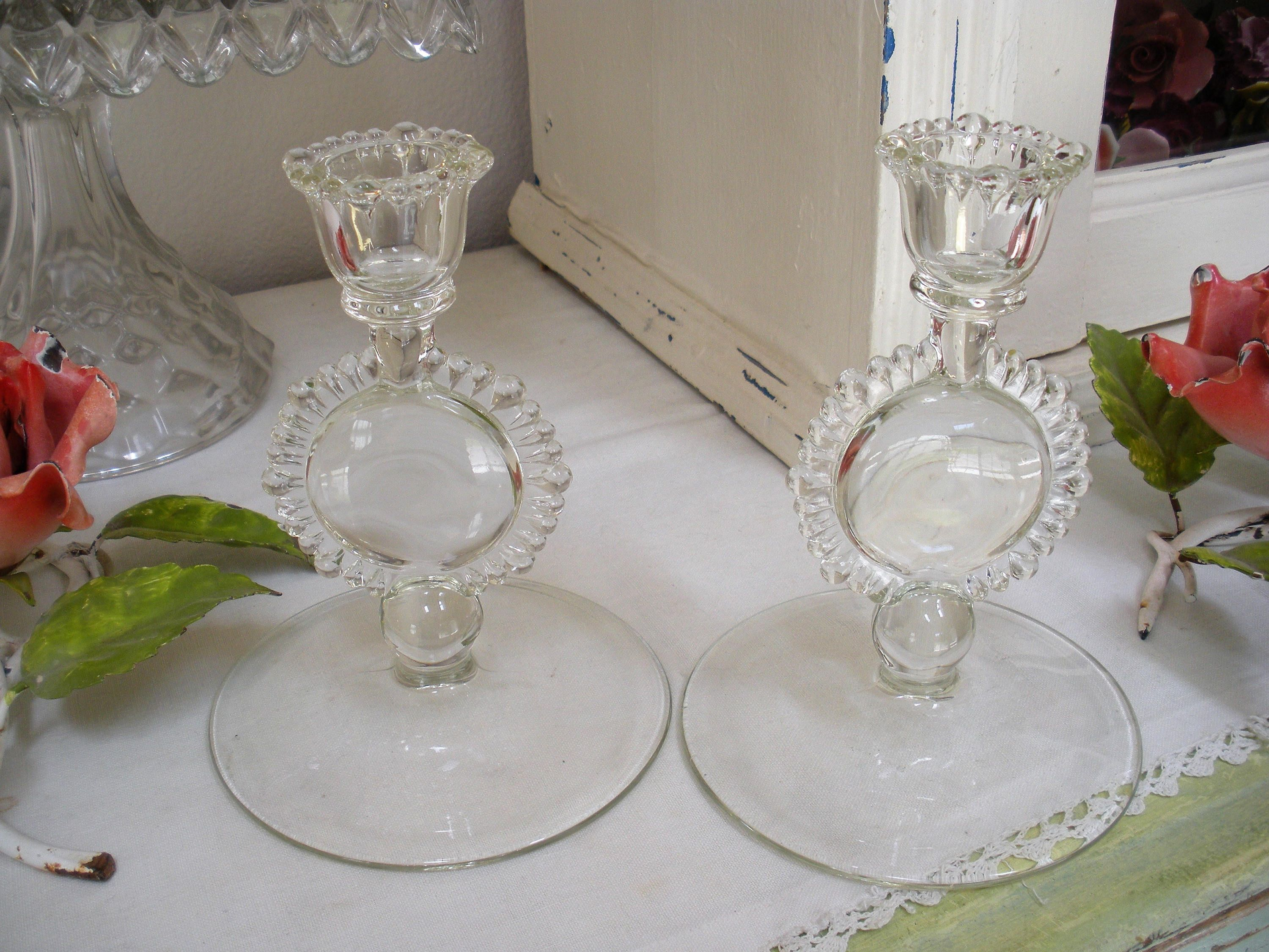 of glass ebay set itm canisters medallion