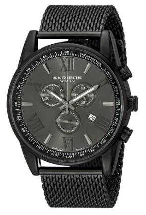 Akribos XXIV Men's Quartz Watch #ukwatches
