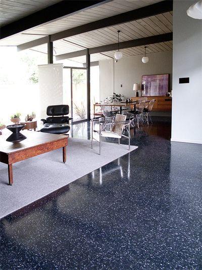 Vct Flooring From Redneck Modern