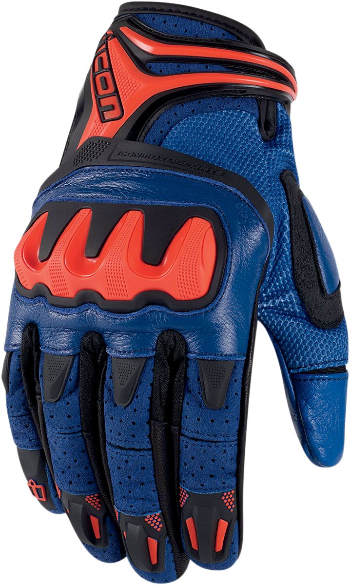 Icon Overlord Resistance Glove Gloves, Motorcycle outfit