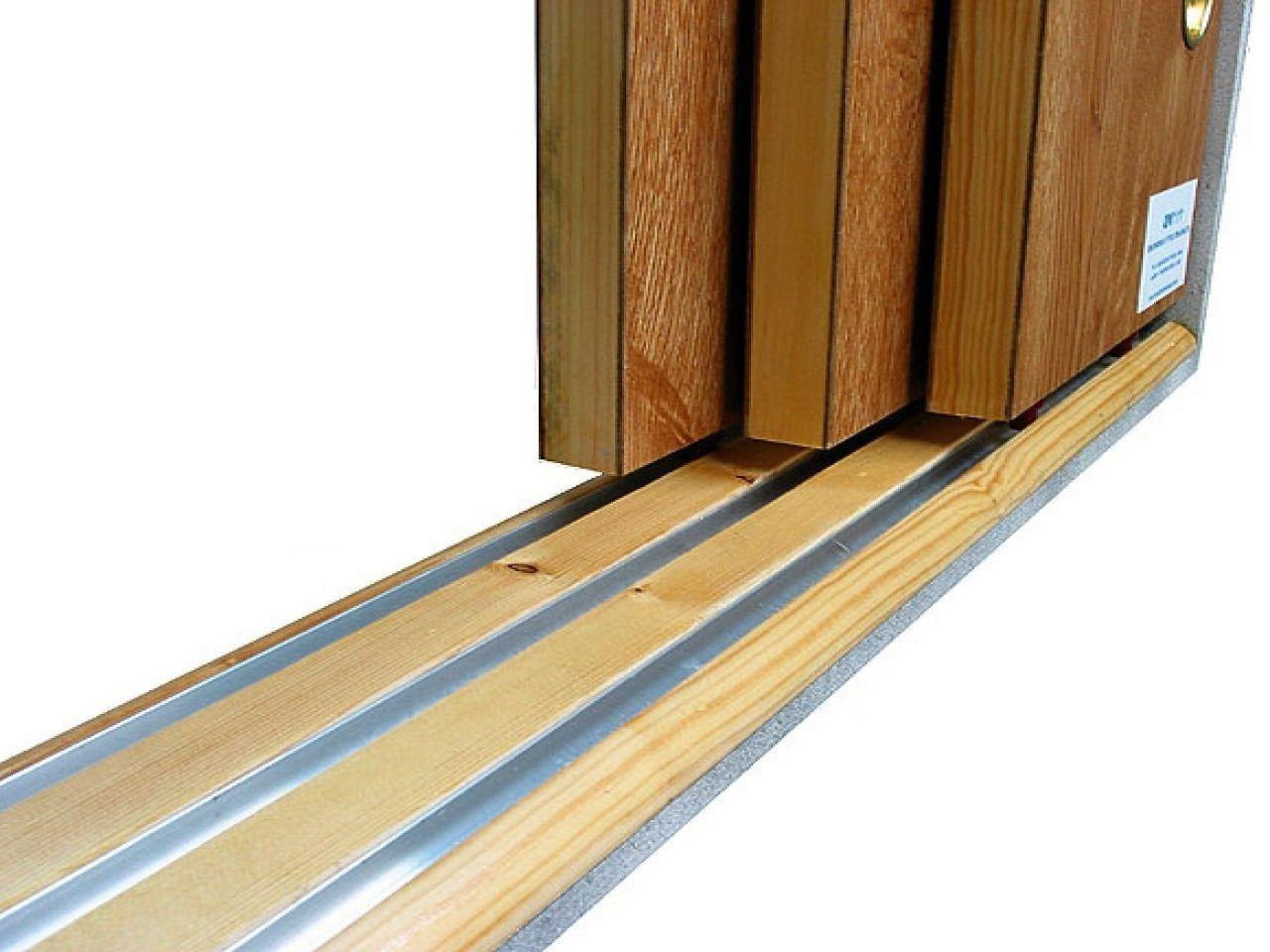 sliding rail doors
