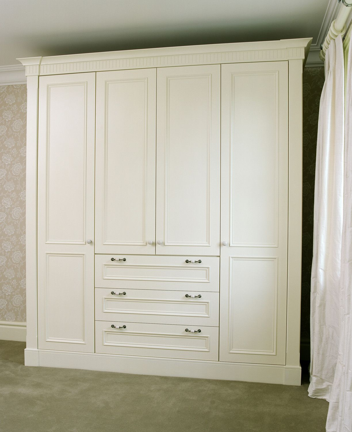 Bedroom furniture fitted wardrobes bedroom furniture for Bedroom ideas with built in wardrobes