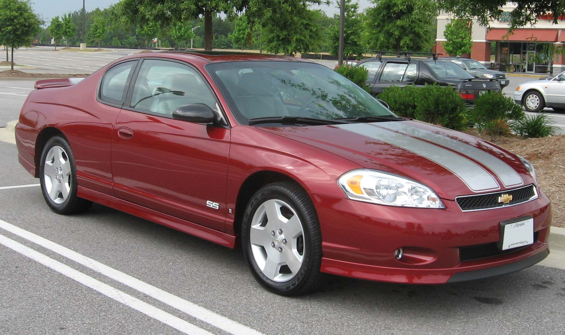 2007 chevrolet monte carlo ss oddly enough the last monte carlo ss 2017 Chevrolet Monte Carlo SS