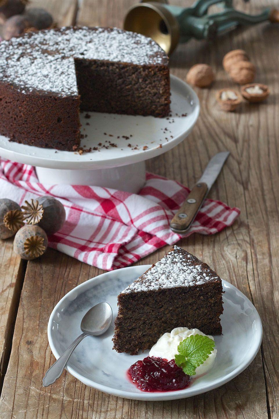 Mohnkuchen Rezept einfach und glutenfrei - Sweets & Lifestyle