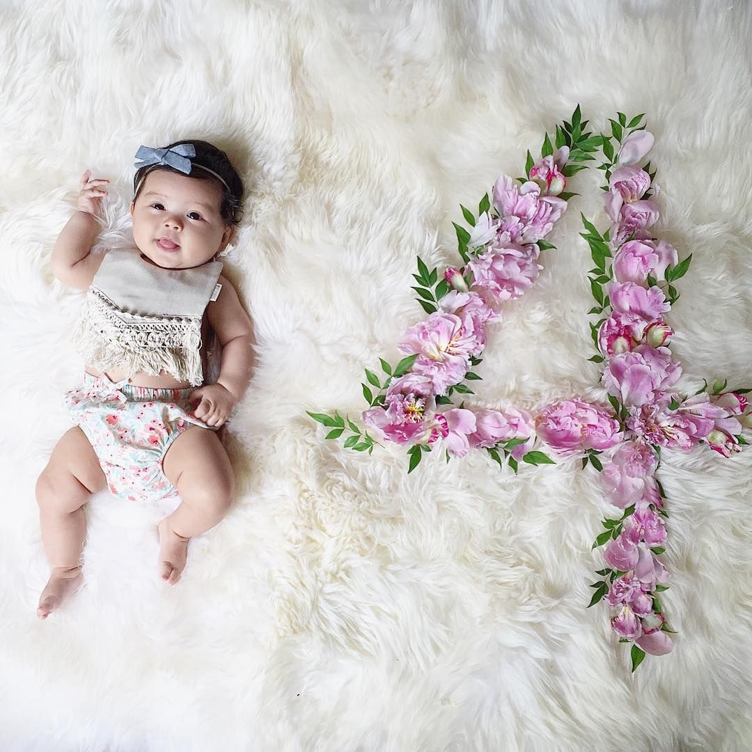 Pinterest Chelseakhaila Monthly Baby Pictures Monthly Baby Photos Baby Girl Photography