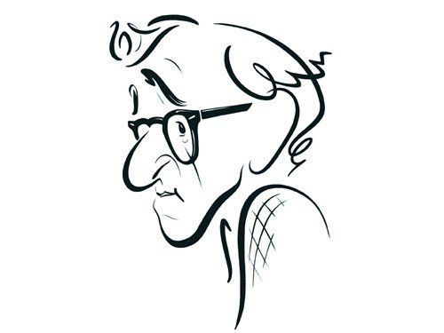 Line Drawing Cartoon Face : Simple lines to capture his face art caricature men pinterest
