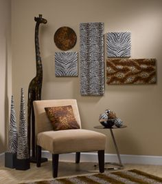 african art decoration living room Buscar con Google AFRICAN ART